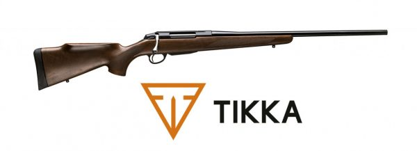 Tikka T3x Forest .338 Win Mag 24,4 Zoll Repetierbüchse