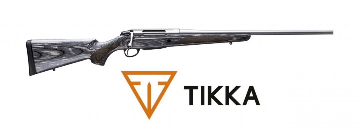 Tikka T3x Laminated Stainless 7mm-08 Rem 20,1 Zoll Repetierbüchse