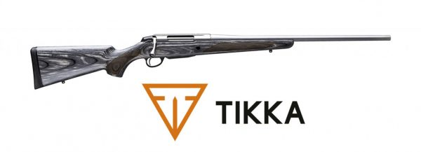 Tikka T3x Laminated Stainless .338 Win Mag 24,4 Zoll Repetierbüchse