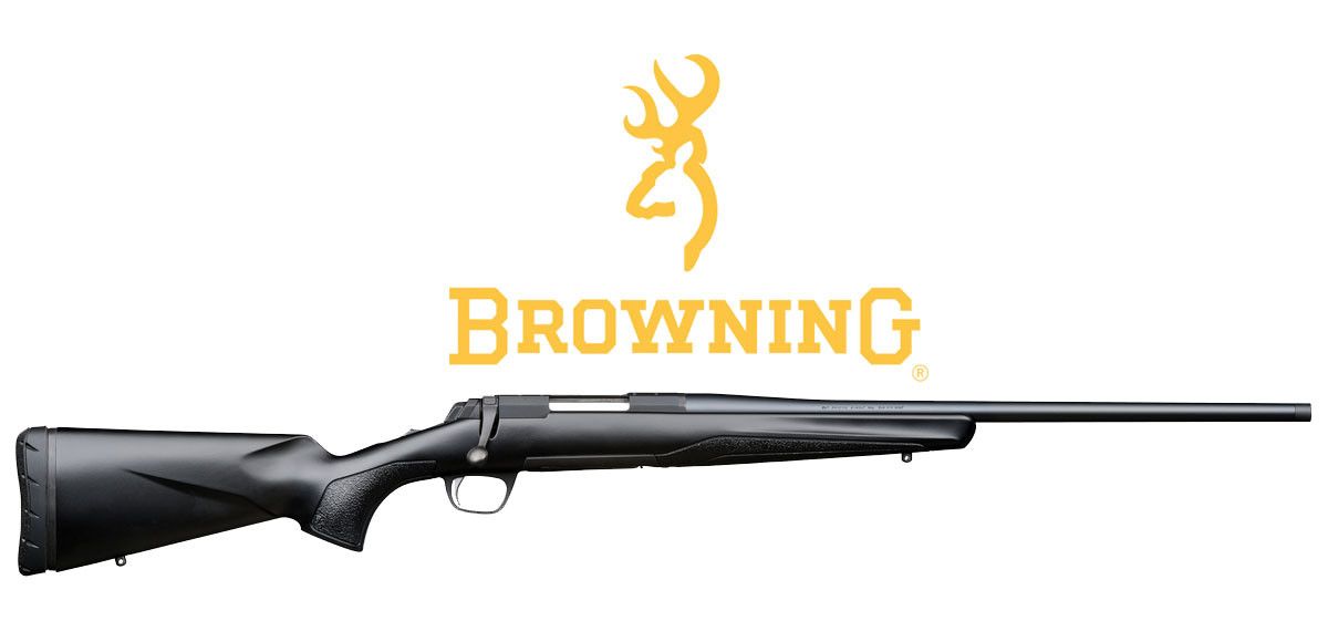 Browning X-Bolt SF Composite Threaded .30-06 Springfield Repetierbüchse