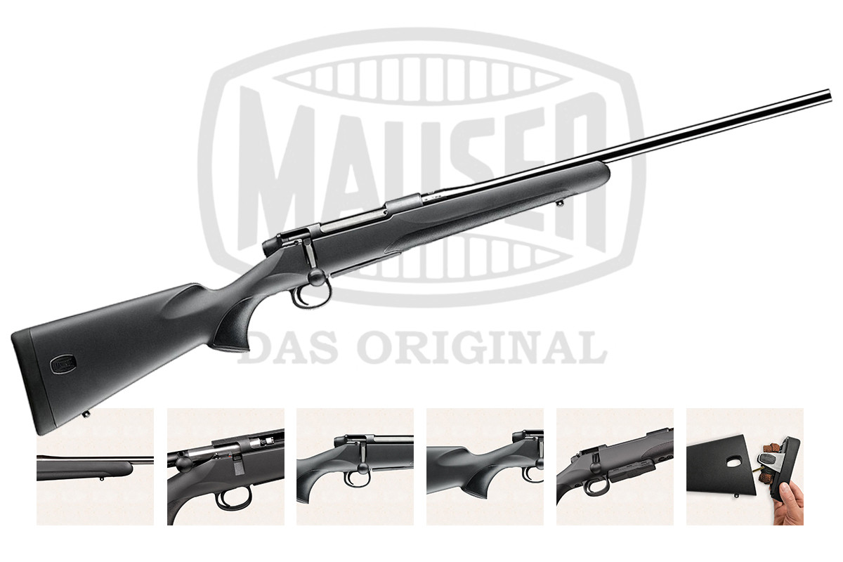 Mauser M18 .300 Win Mag Repetierbüchse