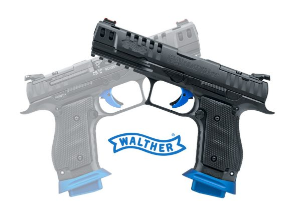 WALTHER Q5 Match SF Champion 9mm Selbstladepistole #2830353
