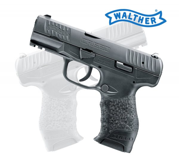 Walther Creed 9mm Selbstladepistole 282397