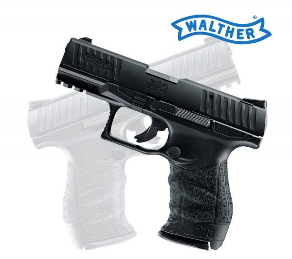 Walther PPQ 22 M2 .22 l.r. 4 Zoll Selbstladepistole 510.01.00