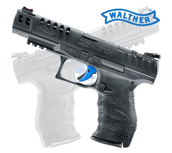 Walther PPQ Q5 Match 9mm Selbstladepistole 2814455