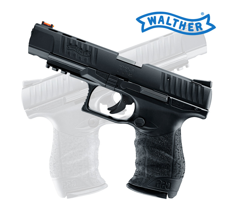 Walther PPQ 22 M2 .22 l.r. 5 Zoll Selbstladepistole 510.01.02