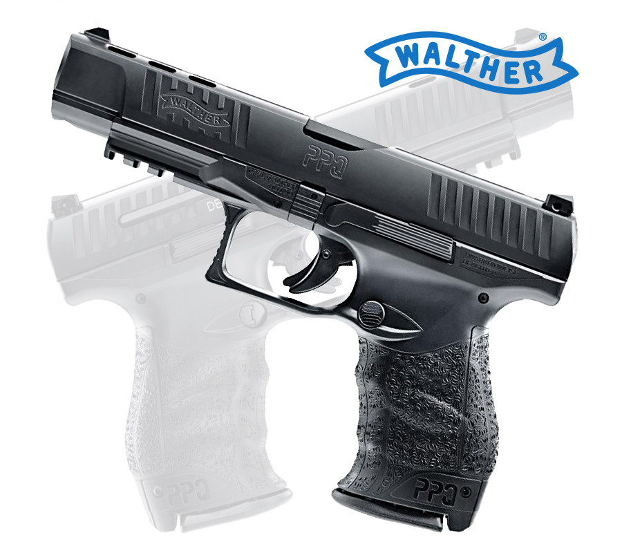 Walther PPQ M2 5 Zoll Lauf 9mm Selbstladepistole 2813831