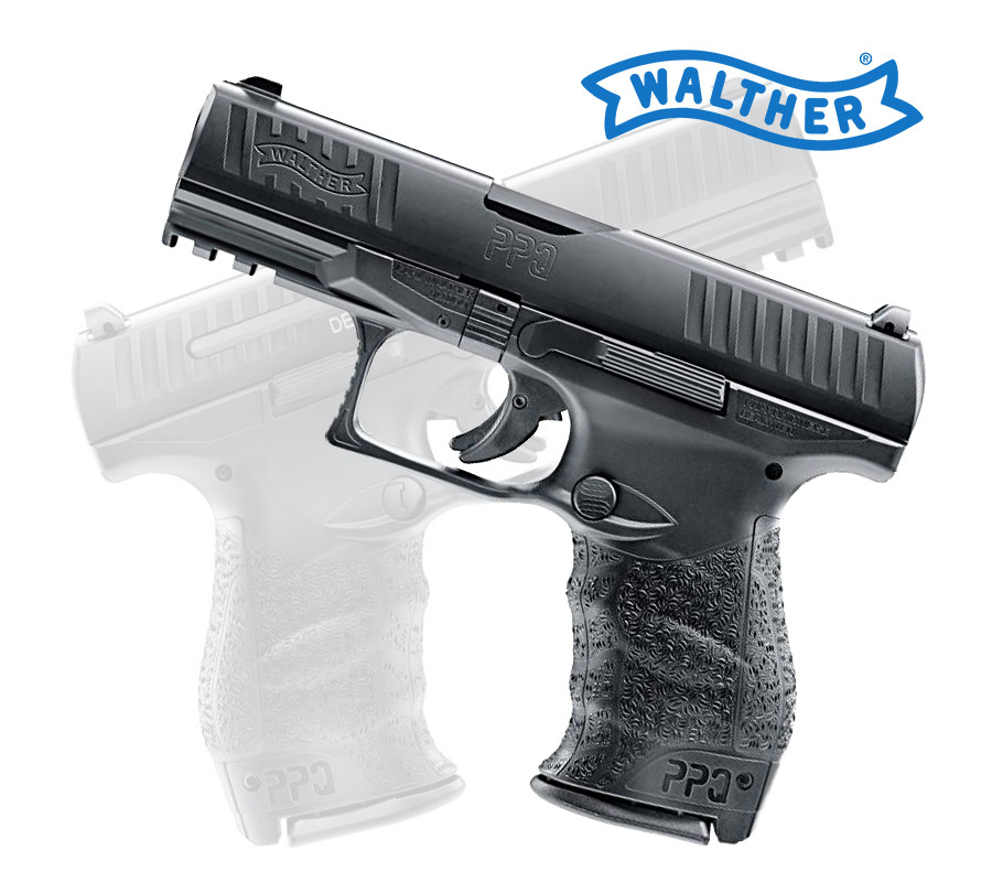 Walther PPQ M2 4 Zoll 9mm Selbstladepistole 2813785