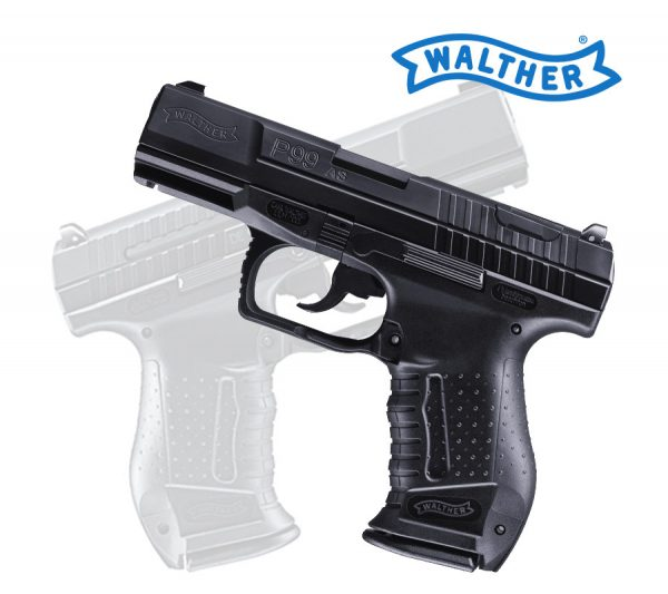 Walther P99 AS 9mm Selbstladepistole 2689421