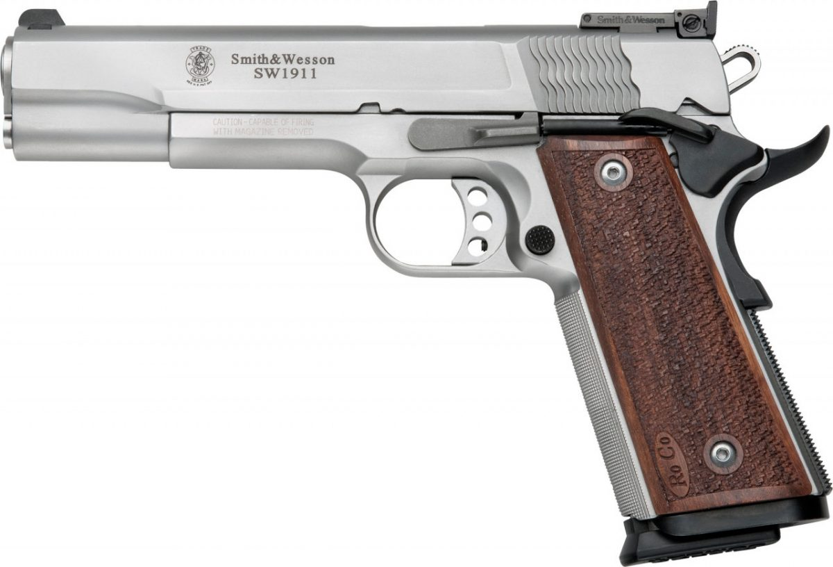 Smith & Wesson Model SW1911 Pro Series 9 mm Pistole #178047