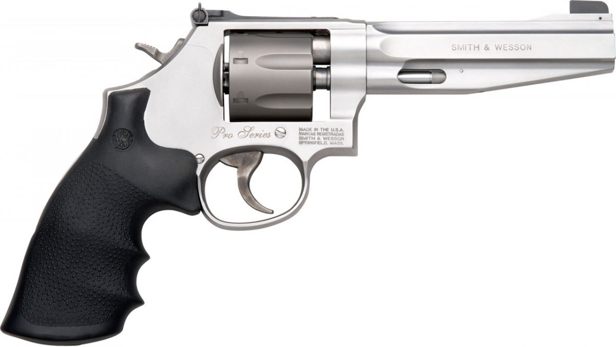 Smith & Wesson Model 986 Pro Series Performance Center 9 mm Revolver #178055