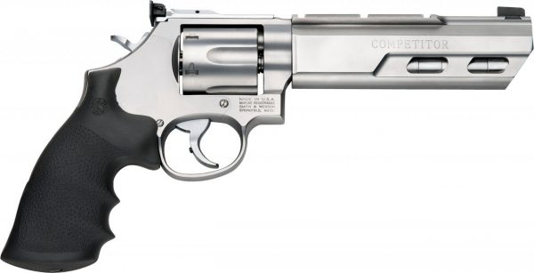 Smith & Wesson Model 629 Competitor Performance Center .44 Mag Revolver #170320