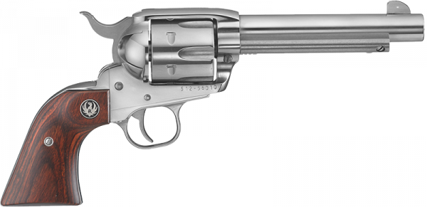 Ruger Vaquero Stainless Revolver